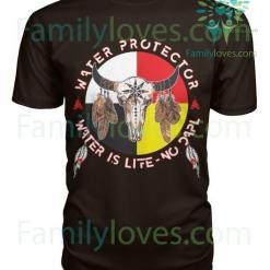 Native American Water Is Life Tshirt %tag familyloves.com