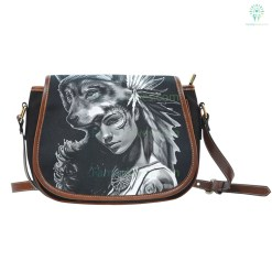 familyloves.com NATIVE SADDLE BAG %tag