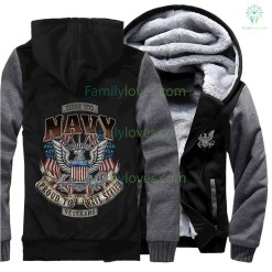 NAVY - PROUD TO HAVE SERVED - SINCE 1775 HOODIE %tag familyloves.com