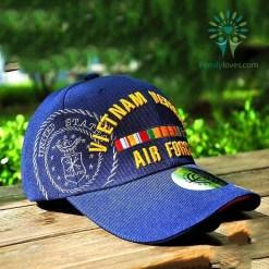 familyloves.com New Tactica Baseball Cap Vietnam Veteran Air Force United States %tag