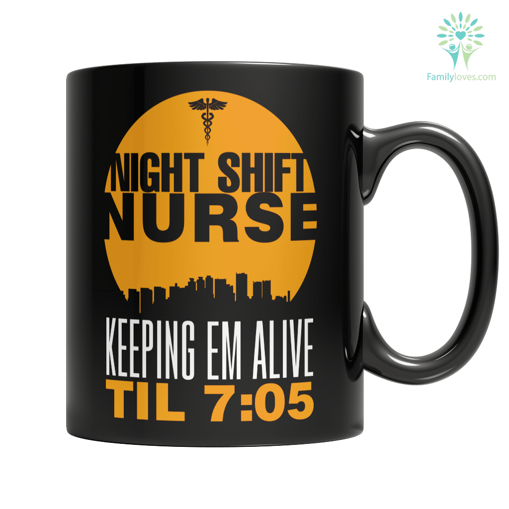 Night Shift Nurse %tag familyloves.com