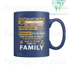 NORWICH TERRIERS DOG - MUGS %tag familyloves.com