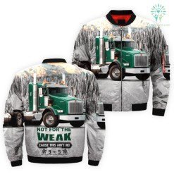 familyloves.com NOT FOR THE WEAK CAUSE THIS AIN'T NO 9 TO 5 V2.0 OVER PRINT JACKET. %tag
