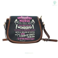 familyloves.com Nurse Saddle Bag %tag