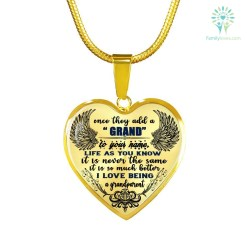 familyloves.com Once thay add a grand to your name... Heart-Luxury Add Engraving Necklace & Bangle Luxury Necklace (Gold) Luxury Necklace (Silver) %tag