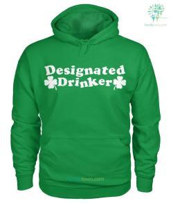 PATRIOTIC HOODIES, CREW NECK SWEATSHIRT,PREMIUM UNISEX TEE ?Designated Drinker %tag familyloves.com