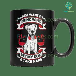 Pet my dog...MUG %tag familyloves.com