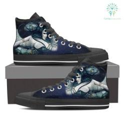 Pisces High Shoes 5 %tag familyloves.com