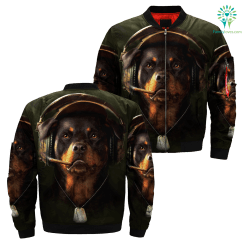 familyloves.com Rottweiler over print jacket 2 %tag