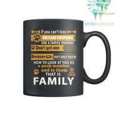 SHETLAND SHEEPDOGS DOG - MUGS %tag familyloves.com
