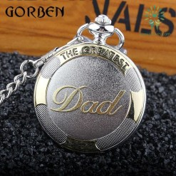 Silver pocket watches for dad %tag familyloves.com