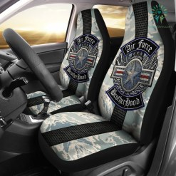 familyloves.com U.S Air Force brotherhood car seat cover %tag