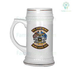 U.S.ARMY ALL GAVE SOME SOME GAVE ALL BEER STEIN %tag familyloves.com