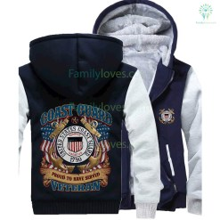 US COAST GUARD PROUD TO HAVE SERVED VETERAN HOODIE %tag familyloves.com