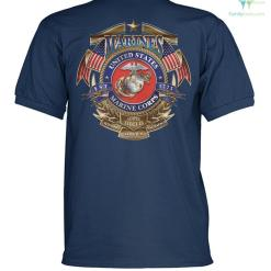 USMC veteran polo shirt %tag familyloves.com