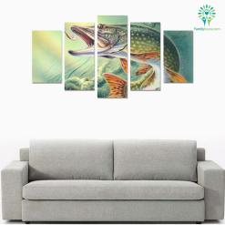 familyloves.com Wall art for fishing lovers %tag