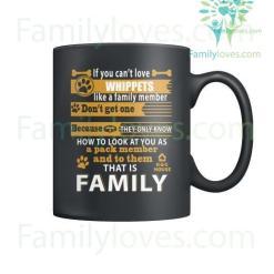 WHIPPETS DOG - MUGS %tag familyloves.com