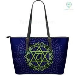 Yoga Large Leather Bag %tag familyloves.com