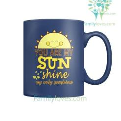 YOU ARE MY SUNSHINE - MUGS %tag familyloves.com