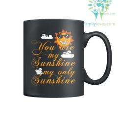 familyloves.com YOU ARE MY SUNSHINE MUGS %tag