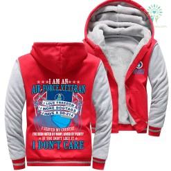 familyloves.com I Am An Air force Veteran I Love Freedom I Wore Dogtags I Have A DD-214 Woman Hoodie %tag