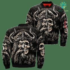 familyloves.com Viking Ages Over Print Jacket %tag