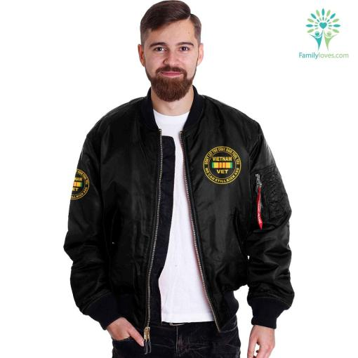 Vietnam Vets Pick Up Over Print Jacket %tag familyloves.com