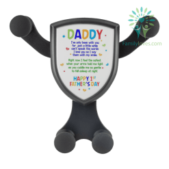 Daddy I've Only Been With You... Wireless Car Charger %tag familyloves.com