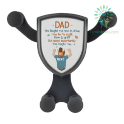 Dad You Taught Me How To Drive how to fix stuff how to griff but most importantly Wireless Car Charger %tag familyloves.com