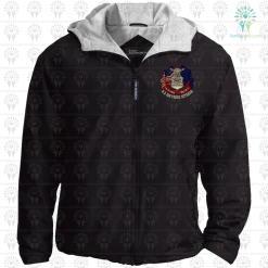 I Am And Always Will Be A U.S. Air Force Veteran Port Authority Team Jacket %tag familyloves.com