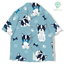 Bulldog Shirt and Short Pant %tag familyloves.com