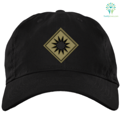 U.S. Army 40th Infantry Brigade Subdued 3½ Military Patch Embroidery Dad Cap %tag familyloves.com