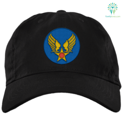 Air Force Hap Arnold Retro Embroidery Dad Cap %tag familyloves.com