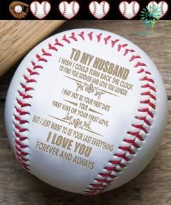 To my husband i wish i could turn back...love Baseball %tag familyloves.com