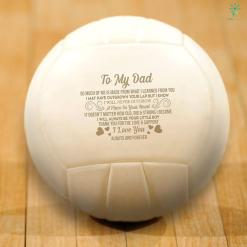 To my dad so much of me…love you Baseball Volleyball dad volleyball %tag familyloves.com