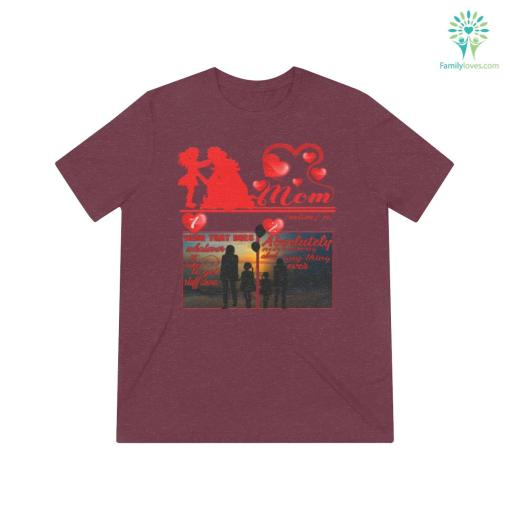 Mom's Favorite Shirt %tag familyloves.com
