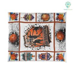 Comforter tournament Basketball Themed Boys Room %tag familyloves.com