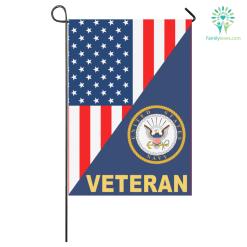 NAVY GARDEN FLAG VETERAN GARDEN FLAG %tag familyloves.com