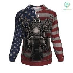 'Merica ugly christmas hoodie %tag familyloves.com