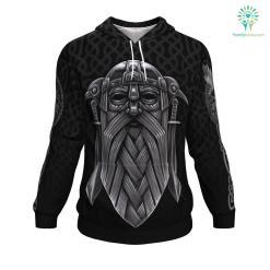 Odin ugly christmas Hoodie %tag familyloves.com