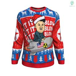 Let it blow let it blow let it blow ...UGLY CHRISTMAS SWEATER %tag familyloves.com