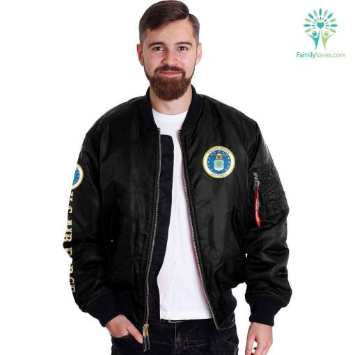 Air force bomber Jacket - i didn't serve this country... politically correct %tag familyloves.com