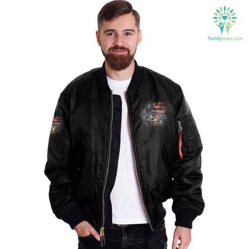 Veteran Jacket - i can't go to hell the devil still has a restraining order against me %tag familyloves.com