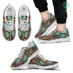Boho Style #2 Men`s Sneakers %tag familyloves.com
