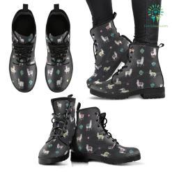 Llama Premium Boots %tag familyloves.com