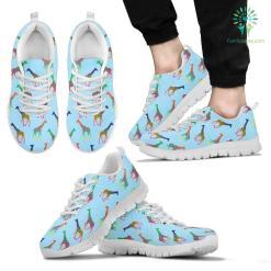 Mens Giraffe Sneakers %tag familyloves.com