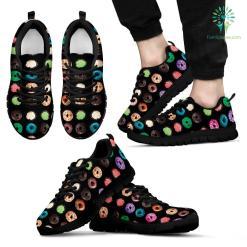 Mens Donut Sneakers. %tag familyloves.com