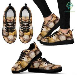 Baseball Sneakers - Women's Sneakers, US12 (EU44) %tag familyloves.com
