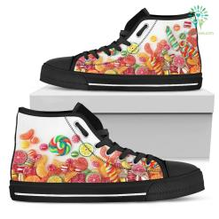 Caramelle Sneakers Alte Nero %tag familyloves.com