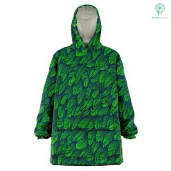 Leaves - Snug Hoodie %tag familyloves.com